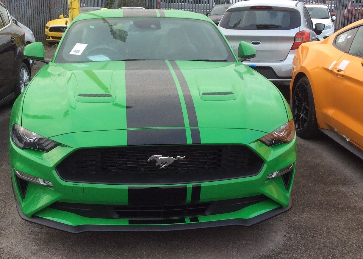 RHD-UK-MY2019 Ford-Mustang-Fastback-2.3 Need-for-Green Custom-Pack-2 Prestige-Vehicle-Search-Ltd