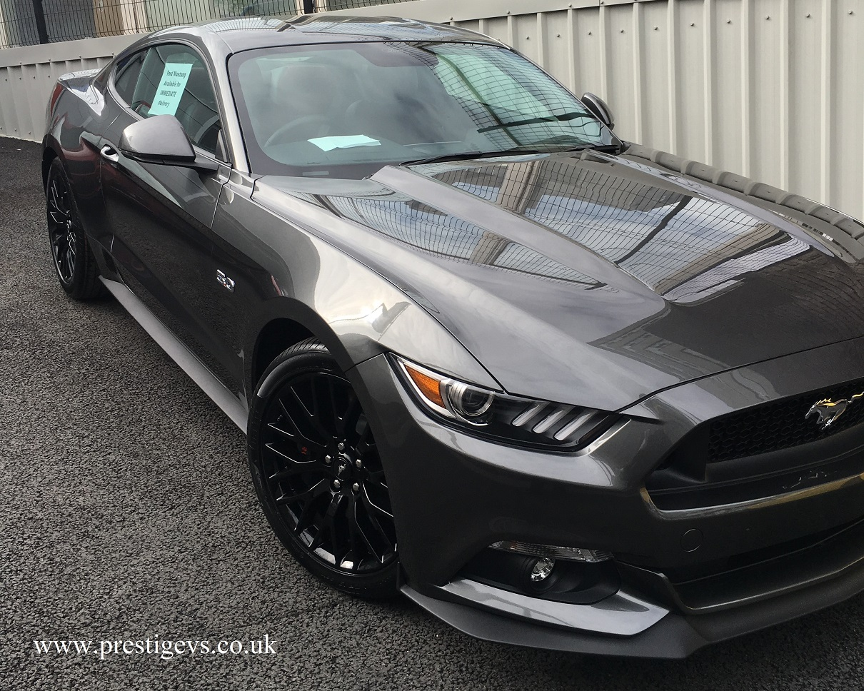 Rhd uk my2017 ford mustang fastback v8 5 0 gt